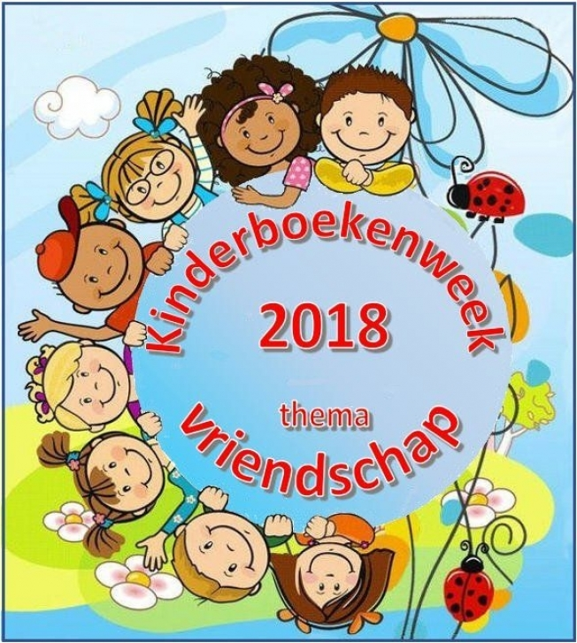 Image result for kinderboekenweek 2018